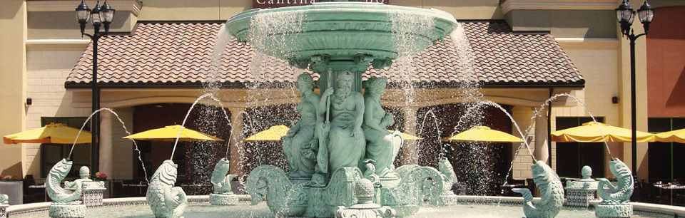 Dellagio Fountain Doctor Phillips