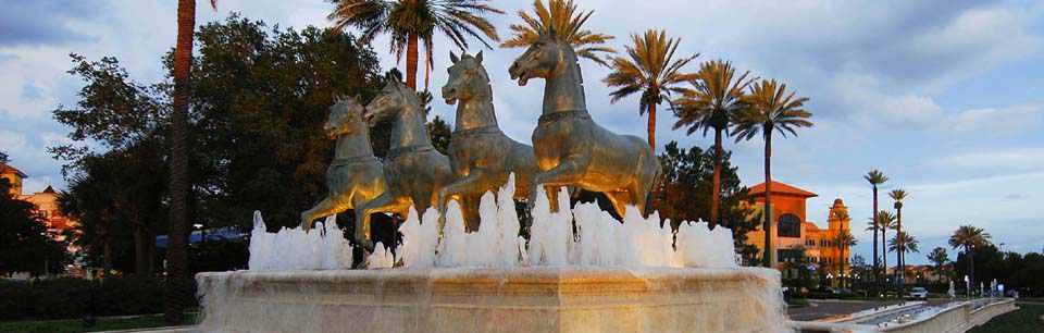 The Fountains of Dr Phillips Florida